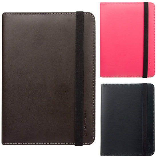 Dress Your New Kindle in a Leather Case