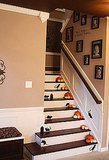 Halloween Staircase Decor