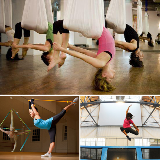 Get Fit Under the Big Top: Circus-Inspired Fitness Classes