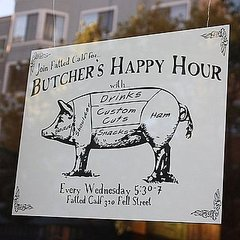 Food Happy Hours in San Francisco