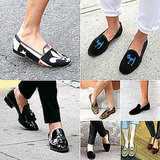 Shop Fall 2011 Shoe Trends: Smoking Slippers, Loafers, Flats