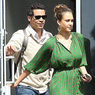 Jessica Alba and Cash Warren Together in LA Pictures
