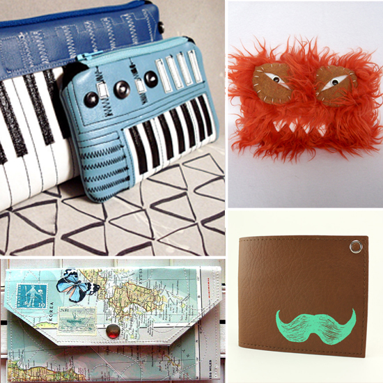 7 Etsy Wallets That'll Stand Out in a Crowd