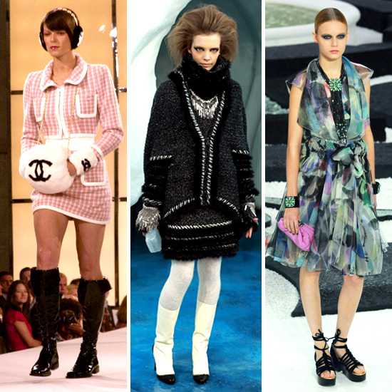 Runway Retrospective: Chanel