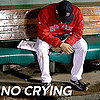 Boston Red Sox Looking Sad After Loss