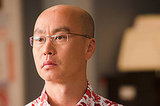 C.S. Lee as Vince Masuka on Dexter.  Photo courtesy of Showtime