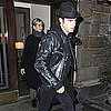 Jennifer Aniston Pictures at Craft in NYC With Justin Theroux