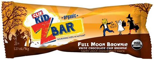 Clif Kid Z Bar Full Moon Brownie ($1)