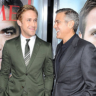 Ryan Gosling and George Clooney in Ides of March