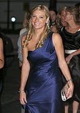 Chelsy Davy heads to London's Boxing Ball.