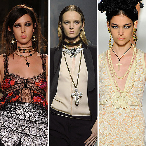 Spring 2012 Jewelry Trend: Crosses