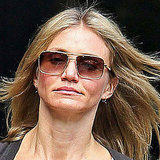 Cameron Diaz Bounces Back From Her ARod Breakup With a Manicure