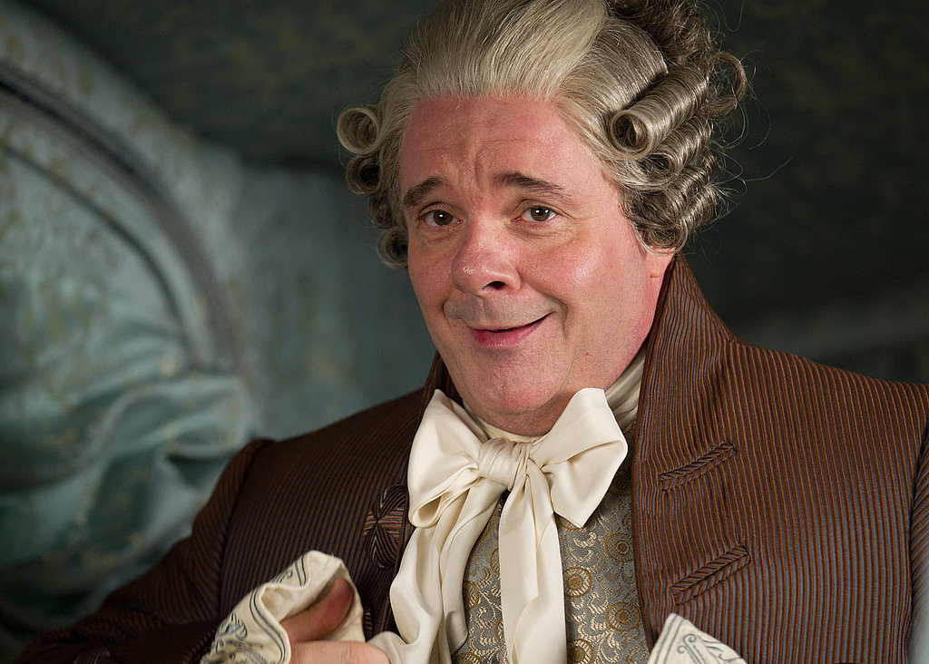 Nathan Lane as Brighton.  Photo courtesy of Relativity