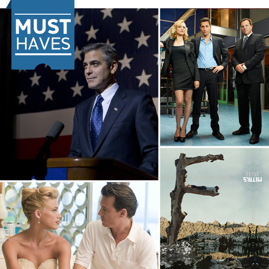 Editor's Picks: Entertainment Must Haves For October