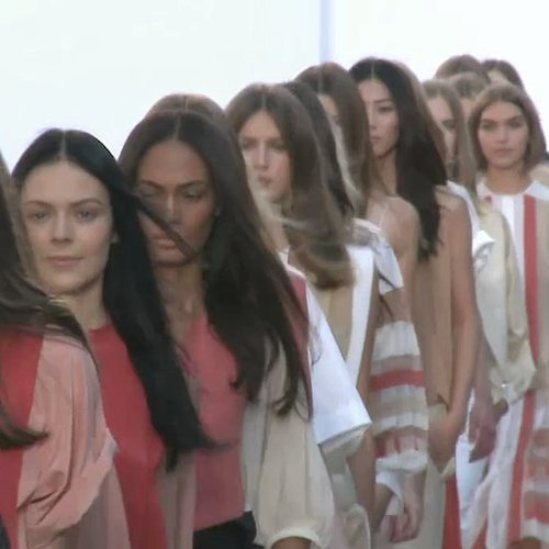 Chloe Spring 2012 Runway Video