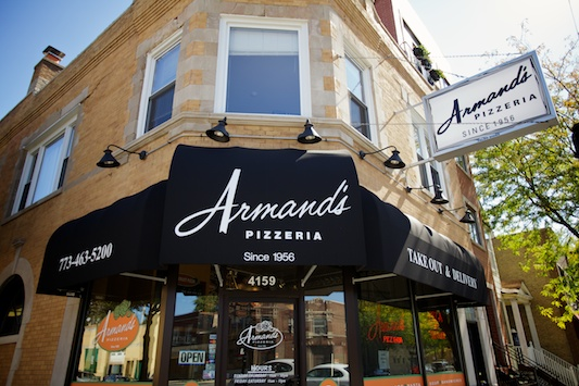 Armand's Pizzeria: A Pizza Tradition For More Than 50 Years!