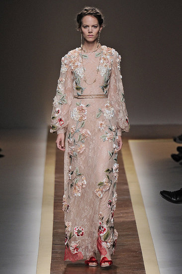 Valentino Spring 2012