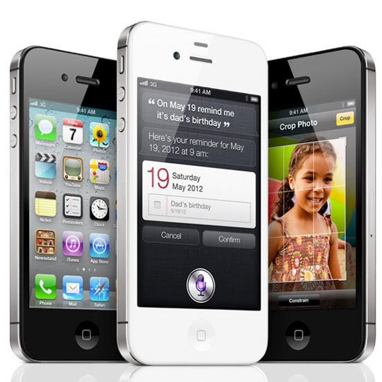 Introducing the iPhone 4S, Available Oct. 14