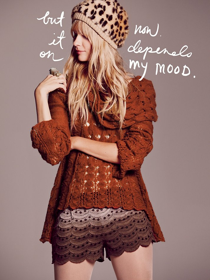 Peruse Free People's October Lookbook and the Styling Tips That Come With It
