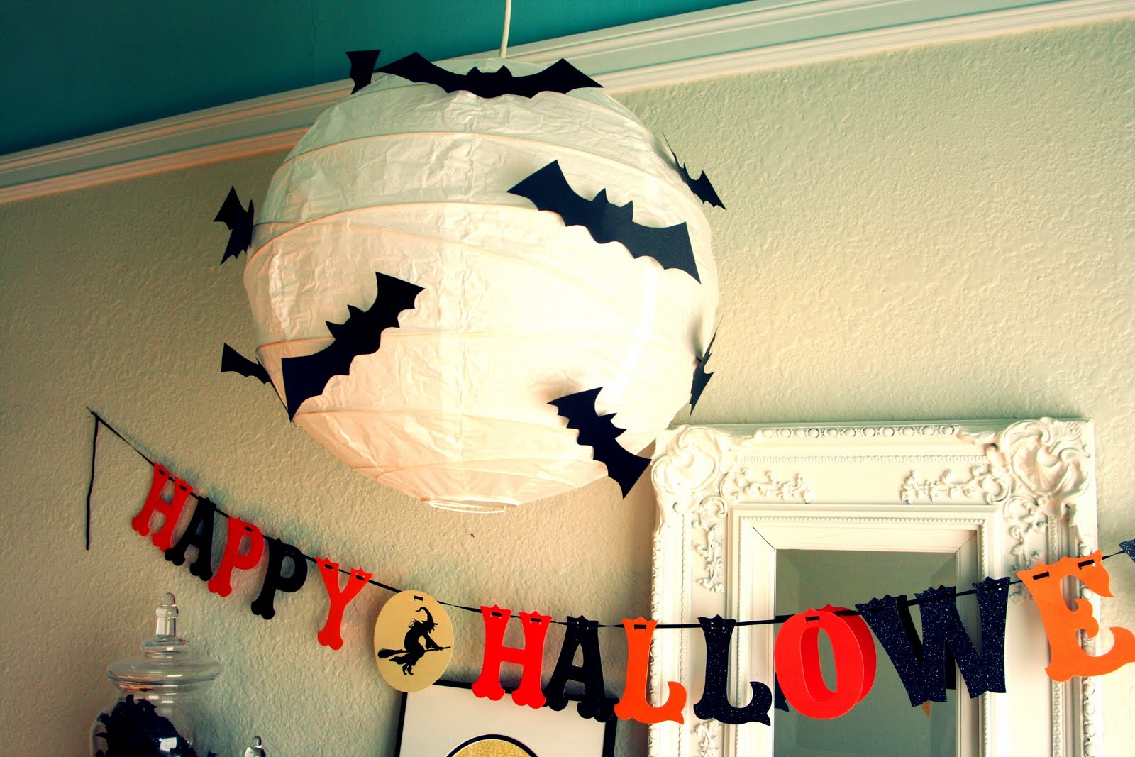 Decorating Ideas > Batty Paper Lantern  Get Spooky 16 DIY Decor Ideas For  ~ 214210_Halloween Decoration Ideas Templates