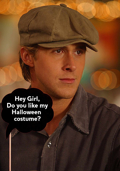Convince Your Man to Dress Up as Ryan Gosling This Halloween