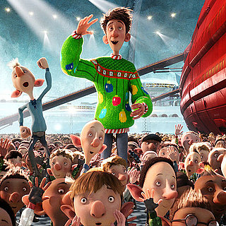 Arthur Christmas Trailer