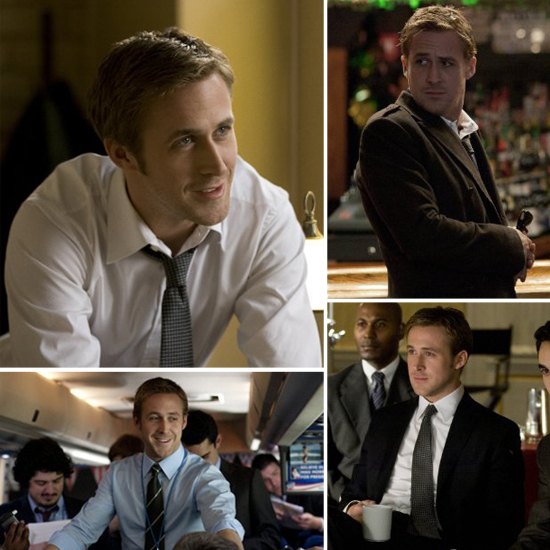 See 10 Stills of Ryan Gosling Looking Sexy in The Ides of March
