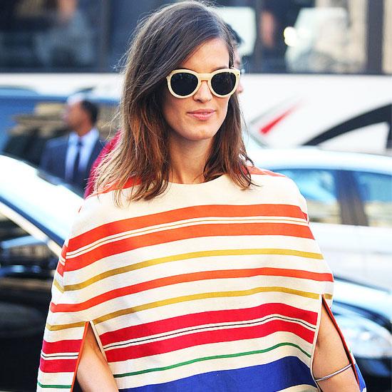 Paris Street Style: Spring 2012 Fashion Week