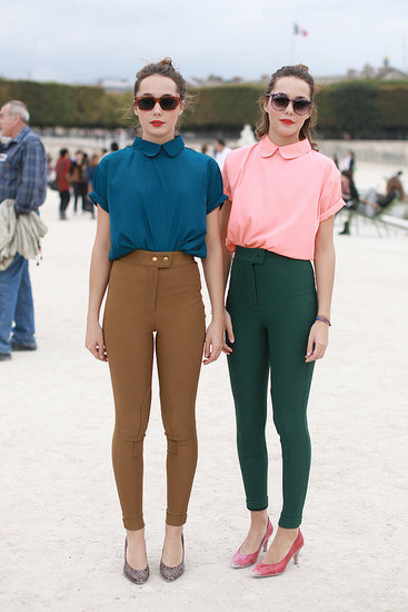 Spring 2012 Inspiration Paris Street Style Curated By Kena