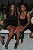Jennifer Hudson and Ciara