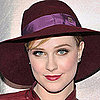 Bold Lips and Eyes on Evan Rachel Wood