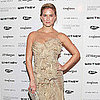 Bar Refaeli Goes Backless at the 2011 Whitney Gala Pictures