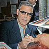 George Clooney at Live With Regis and Kelly Pictures