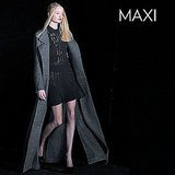 Why we love it: Full-length coats and dusters make dramatic statements and wear well with anything. We especially love playing with lengths and pairing them with shorter dresses, a la Theyskens' Theory's Fall runway. How to wear it: Maxi coats are easy to style; add them to little dresses, layer over maxi dresses, or add them to trousers and blouses to amp up the drama on your day look. Just make sure the coat is fitted through the shoulders and arms to keep the coat from overpowering your frame.  Shop the runway: Theyskens' Theory Mogal Coat ($1,395)