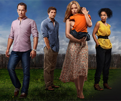 TV Preview of ABC1 Australian Drama Series The Slap, Based on Christos Tsiolkas' Novel