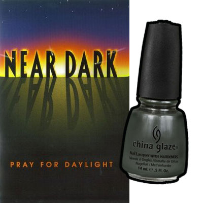 Halloween Nail Polish Colors