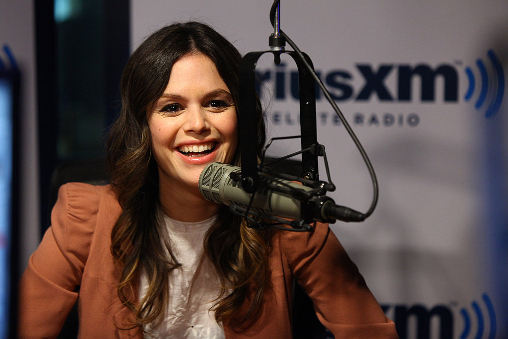 Rachel Bilson chatted with Sirius XM radio.