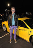 Brad Goreski at the second annual Art Mere/Art Pere Night at Smashbox West Hollywood.