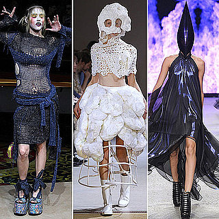 The Most Outrageous Looks From Fashion Week Spring 2012