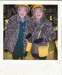 Marian and Vivian Brown