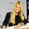 Jessica Simpson Pictures at Dillard&#039;s in New Orleans