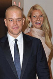 Matt Damon and Gwyneth Paltrow toured Venice together promoting Contagion in September 2011.
