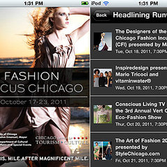 Fashion Focus Chicago 2011 Events Get an App