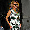 Beyonce Knowles Pregnant and Shopping in NYC Pictures