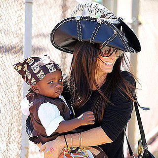 Celebrities and Their Children Pictures October 10, 2011
