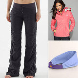 7 Must-Have Fitness Items For Wet and Windy Fall Weather