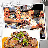 Tickets to Los Angeles Food and Wine Festival