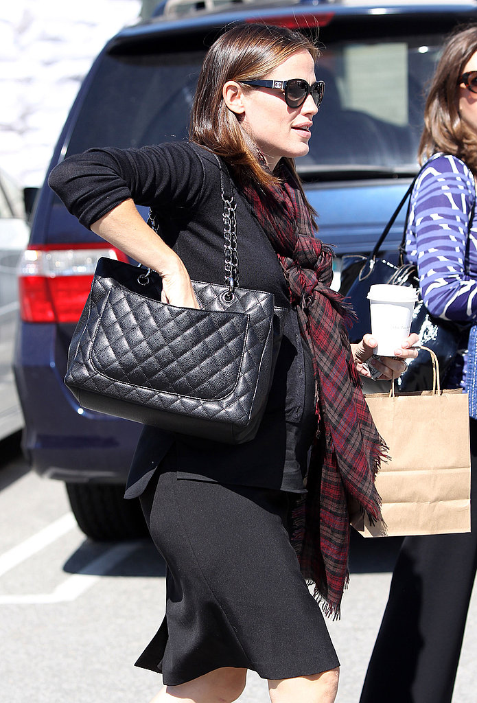Jennifer Garner stepped out in Brentwood.