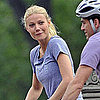 Gwyneth Paltrow Pictures in Spandex Shooting Thanks For Sharing