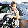 Jessica Alba Pictures With Newborn Daughter Haven Warren